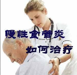 慢性食炎症状_慢性食管炎的症状如何根治